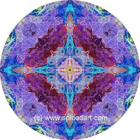 Art Mandalas - Great Sandy Desert 14